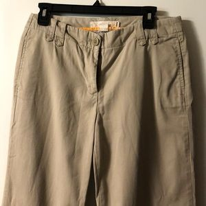 J. Crew pants - original fit chino